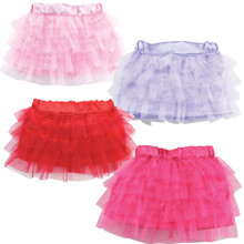 "18"" Tulle Skirt with Elastic Waistband fits American Girl"