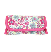Flower Print Flap Case