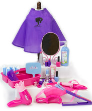 33-Piece Hair Salon Set for American Girl Dolls