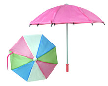 Beach Umbrella for 18 Inch Dolls