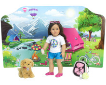 Reversible Playscene™ Camping/Runway
