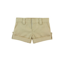 "18"" Doll Shorts Khaki Roll Cuff Shorts fits American Girl Doll ""SPECIAL SALE"""