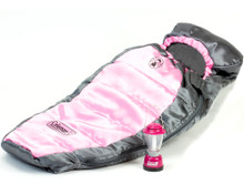 Coleman® Sleeping Bag and Lantern Set
