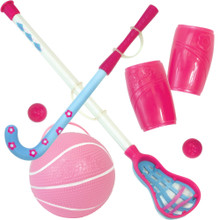 Sports Equipment 6 pc Set fits American Girl Doll