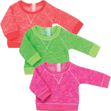 18 Inch Doll Sweatshirt in Neon Colors fits American Girl Separates