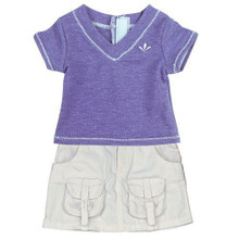 "Sophia's Summer Skirt & Tee Shirt Set Fits 18"" Dolls"