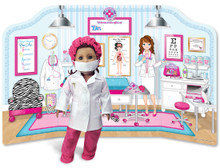 Medical Office Reversible Playscene