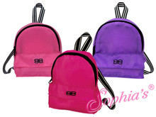 Hot Pink Backpack for 18 inch Dolls