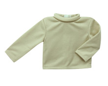 18 inch doll  Turtleneck shirt in Tan fits the American Girl doll