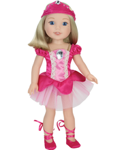 Classic Ballet Costume Set fits 14 ½ Inch Wellie Wishers™ Dolls