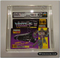 Takara Transformers G1 Blast Off AFA 85, 85/85/90 in Archival Case.