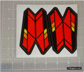 Fortress Maximus/Grand Maximus Master Sword Sticker