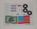 GI Joe Watch Tower Sticker Sheet