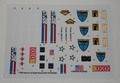 GI Joe Thunderclap Sticker Sheet