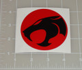"Thundercats Logo 3x3"" Vehicle Decal"