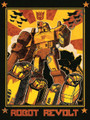 Transformers G1 Megatron Poster Canvas