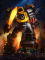 Transformers G1 Grimlock Poster Canvas #92