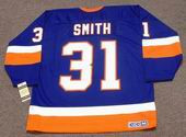 BILLY SMITH New York Islanders 1982 CCM Vintage Throwback NHL Hockey Jersey