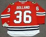 DAVE BOLLAND Chicago Blackhawks REEBOK Premier Home NHL Hockey Jersey