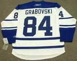 MIKHAIL GRABOVSKI Toronto Maple Leafs REEBOK NHL Hockey Jersey