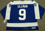NORM ULLMAN Toronto Maple Leafs 1970's CCM Vintage Throwback NHL Hockey Jersey