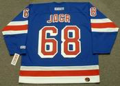 JAROMIR JAGR New York Rangers 2006 CCM Throwback NHL Hockey Jersey