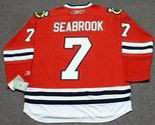 BRENT SEABROOK Chicago Blackhawks REEBOK Premier Home NHL Hockey Jersey