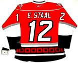 ERIC STAAL Carolina Hurricanes REEBOK Premier Home NHL Jersey