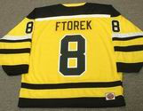 ROBBIE FTOREK Cincinnati Stingers 1978 WHA Throwback Hockey Jersey