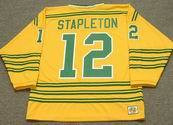 PAT STAPLETON Chicago Cougars 1973 WHA Throwback Hockey Jersey