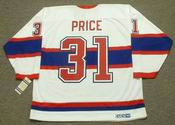 CAREY PRICE Montreal Canadiens 1946 CCM Vintage Throwback NHL Hockey Jersey