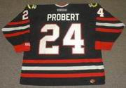 BOB PROBERT Chicago Blackhawks 1998 CCM Throwback Alternate NHL Hockey Jersey