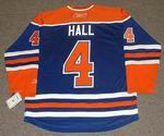 TAYLOR HALL Edmonton Oilers REEBOK Home NHL Hockey Jersey
