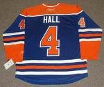 TAYLOR HALL Edmonton Oilers REEBOK Home NHL Hockey Jersey