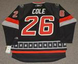 ERIK COLE Carolina Hurricanes REEBOK Premier Home NHL Hockey Jersey