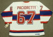 MAX PACIORETTY Montreal Canadiens 1946 CCM Vintage Throwback NHL Hockey Jersey
