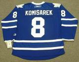 MIKE KOMISAREK Toronto Maple Leafs REEBOK Home NHL Hockey Jersey