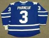 DION PHANEUF Toronto Maple Leafs REEBOK Home NHL Hockey Jersey