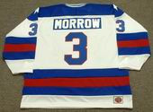 KEN MORROW 1980 USA Olympic Hockey Jersey