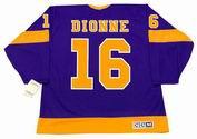 MARCEL DIONNE Los Angeles Kings 1978 CCM Vintage Away NHL Hockey Jersey