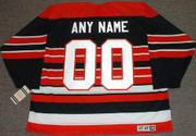 "CHICAGO BLACKHAWKS 1940's CCM Vintage Jersey Customized ""Any Name & Number(s)"""