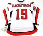 NICKLAS BACKSTROM Washington Capitals REEBOK Premier Away NHL Hockey Jersey
