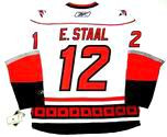 ERIC STAAL Carolina Hurricanes REEBOK Premier Away NHL Jersey