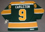WAYNE CARLETON California Golden Seals 1971 CCM Vintage Throwback NHL Jersey