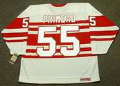 KEITH PRIMEAU Detroit Red Wings 1992 CCM Vintage Throwback Jersey