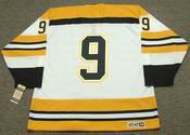 JOHNNY BUCYK Boston Bruins 1972 CCM Vintage Throwback Home NHL Hockey Jersey