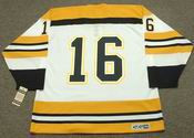 DEREK SANDERSON Boston Bruins 1972 CCM Vintage Throwback Home NHL Hockey Jersey