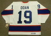 SHANE DOAN Winnipeg Jets 1995 CCM Vintage Throwback Home NHL Hockey Jersey