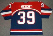 DOUG WEIGHT 2002 USA Nike Olympic Throwback Hockey Jersey