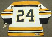 TERRY O'REILLY Boston Bruins 1973 CCM Vintage Throwback Home NHL Hockey Jersey